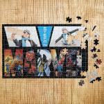 Poklon puzzle Marvel heroes