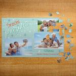 Poklon puzzle Srećni praznici
