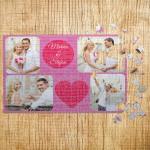 Poklon puzzle Romantični trenuci