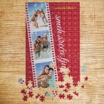 Poklon puzzle Smeh, sreća, ljubav