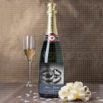 Poklon šampanjac za venčanje