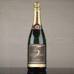Godišnjica poklon šampanjac