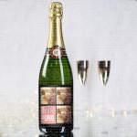 Volim te puno  poklon šampanjac