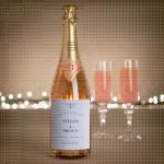 Srebrna godišnjica poklon šampanjac