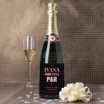 Moj savršen par  poklon šampanjac