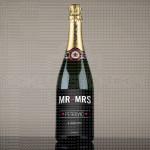 Gospodin i gospođa  poklon šampanjac