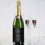 Omiljenom paru  poklon šampanjac
