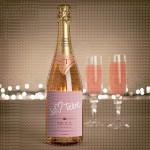 Sva moja ljubav  poklon šampanjac