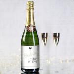 Buduća gospođa poklon šampanjac