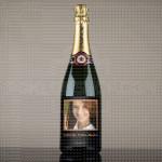 Za najbolju sestru  poklon šampanjac