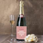 Samo opušteno poklon šampanjac