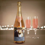 Njihova godišnjica poklon šampanjac