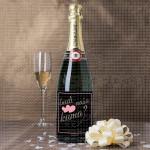 Moja kuma poklon šampanjac