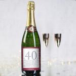 Fantastična godišnjica  poklon šampanjac