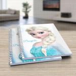 Lepa Elsa poklon sveska za školu