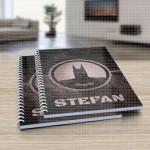 Moj Batman poklon sveska za školu