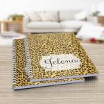 Moj leopard poklon sveska za školu