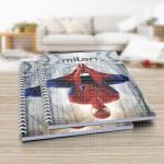 Moj Spiderman poklon sveska za školu