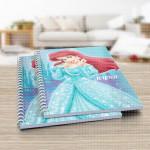 Prelepa Ariel poklon sveska za školu