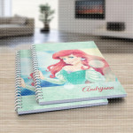 Princeza Ariel poklon sveska za školu