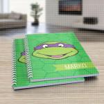 Slatka nindža kornjaca poklon sveska za školu