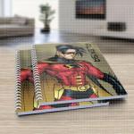 Superheroj Robin poklon sveska za školu