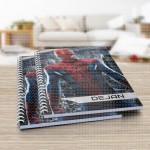 Superheroj Spiderman poklon sveska za školu