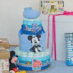 Miki Mouse poklon torta od pelena