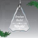 Božić poklon ukras
