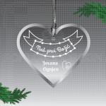 Naše srce poklon ukras
