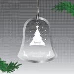 Novogodišnji simboli poklon ukras