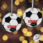 Fudbalska lopta poklon ukras