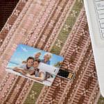 Porodicna fotografija poklon USB
