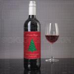 Srećan Božić od porodice poklon vino