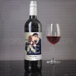Srecna godisnjica volim te poklon vino