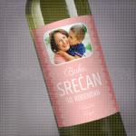 Bako srecan ti 50.rodjendan poklon vino