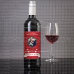 Crvena ljubav poklon vino