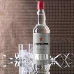 Zvezda poklon votka