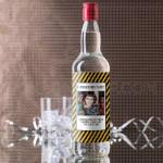 Šteti vidu poklon votka