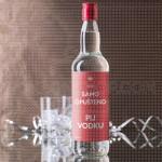 Samo opušteno poklon votka