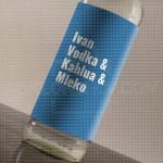 Kahlua i mleko poklon votka