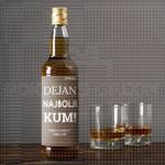 Za najboljeg kuma poklon viski
